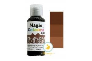 Гелевый краситель Magic Colours Pro (Мэджик Колорс Про) 32 гр - Шоколадный (Chocolate Extra)
