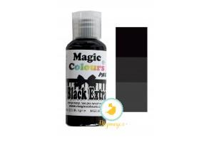 Гелевый краситель Magic Colours Pro (Мэджик Колорс Про) 32 гр - Черный ( Black Magic )