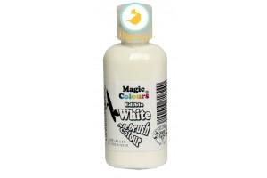 Краситель для аэрографа  Magic Colours  - Airbrush Colour (Эйрбраш колор) - 55мл - Белый (White)