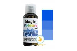 Гелевый краситель Magic Colours Pro (Мэджик Колорс Про) 32 гр - Синий (Royal Blue)