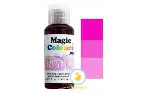 Гелевый краситель Magic Colours Pro (Мэджик Колорс Про) 32 гр - Розовый (Bazooka Pink)