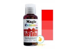 Гелевый краситель Magic Colours Pro(Мэджик Колорс Про) 32 гр - Красный (Magic Red)