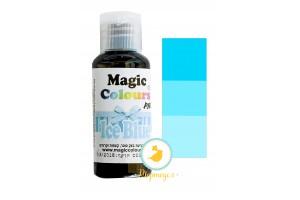 Гелевый краситель Magic Colours Pro(Мэджик Колорс Про) 32 гр - Голубой (Ice Blue)