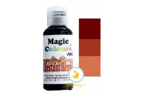 Гелевый краситель Magic Colours Pro (Мэджик Колорс Про) 32 гр - Каштановый (Chestnut Brown)