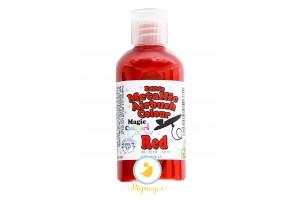 Краситель Красный (Red) для аэрографа металлик Magic Colours - Metallic Airbrush (Металлик Эйрбраш)- 55мл
