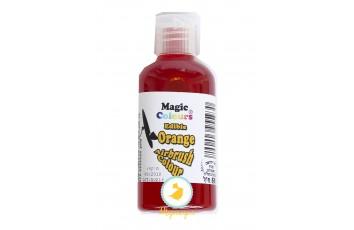 Краситель Оранжевый (Orange) для аэрографа Magic Colours-Airbrush Colour(Эйрбраш колор)-55мл