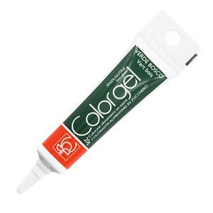 Краситель Modecor Color Gel Темно-зеленый. Купить в Киеве,Харькове и Украине. Цена в интернет магазине Тортодел
