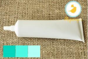 Краситель гелевый Топ Продукт бирюзовый 100мл.