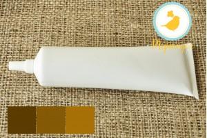 Краситель гелевый Топ Продукт коричневый 100мл.