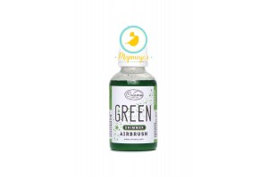 Краситель для аэрографа металлик Criamo Airbush Shimmer Зеленый / Green 60 г.