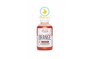 Краситель для аэрографа металлик Criamo Airbush Shimmer Оранжевый / Orange 60 г.