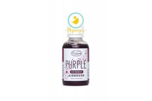 Краситель для аэрографа металлик Criamo Airbush Shimmer Пурпурный / Purple 60 г.