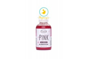 Краситель для аэрографа металлик Criamo Airbush Shimmer Розовый / Pink 60 г.
