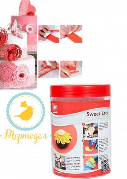 Айсинг Modecor Sweet Lace (Свит Лейс) 500г. Купить в Киеве и Украине по лучшей цене в интернет магазине Тортодел.