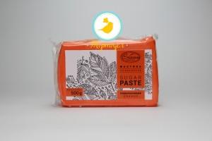 Мастика Criamo для обтяжки (универсальная), оранжевая  1кг