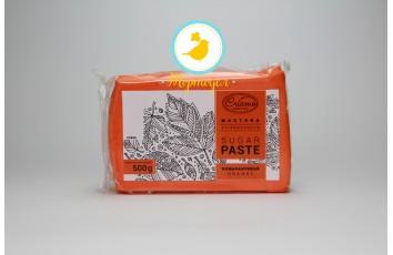 Мастика Criamo для обтяжки (универсальная), оранжевая 0.5кг