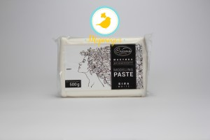 Мастика Criamo для лепки, снежно-белая 0.5кг