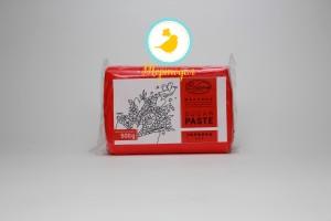 Мастика Criamo для обтяжки (универсальная), красная 0.5кг