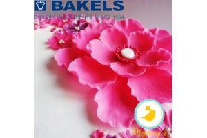 Мастика Bakels Pettinice (Малиновая) 0,2 кг