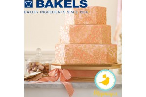 Мастика Bakels Pettinice (Персиковая) 0,2 кг
