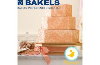 Мастика Bakels Pettinice (Персиковая) 1 кг