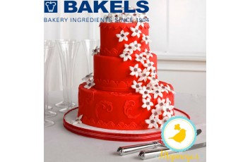 Мастика Bakels Pettinice (Красная) 1 кг