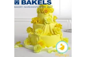 Мастика Bakels Pettinice (Желтая) 0,2 кг