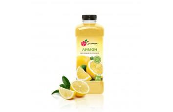 Лимон пюре пастеризованное (1кг) Ya Gurman (Украина)