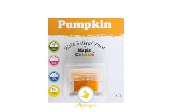 Пыльца для декора Тыквенный (Pumpkin)  Magic Colours Petal Dust(Мэджик Колорс Петл Даст )
