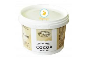 Масло какао натуральное Criamo 100 г