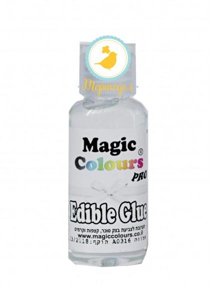 Magic Colours Edible Glue -Съедобный клей  32g.Купить в Харькове,Киеве по лучшей цене в интернет-магазине Тортодел
