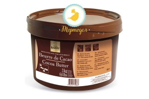 Какао масло Cacao Barry - 0,1 кг фасовка (NCB-HD703-BY-654)