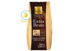 Алкализированный какао-порошок Cacao Barry Extra Brut - 0,1 кг фасовка (DCP-22SP-760)