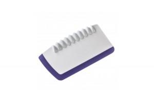 Шпатель для выравнивая с линейкой (бело-фиолетовый )