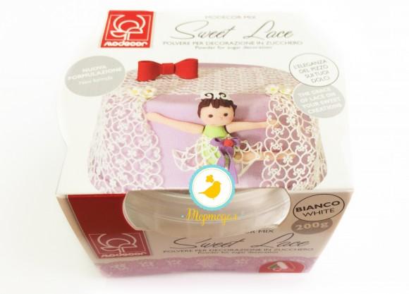 Айсинг Modecor Sweet Lace (Свит Лейс) 200 г. Купить в Киеве и Украине по лучшей цене в интернет магазине Тортодел.
