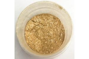 Пигмент перламутровый Золотой бриллиант 5 г