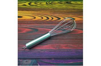 Венчик кухонный металлическая ручка №4