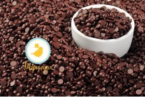 Шоколад Арабеска молочный 34% 0,1 кг