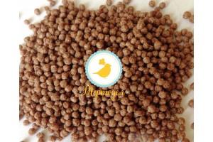 Рис воздушный 2-4 мм (0,1 кг) с какао