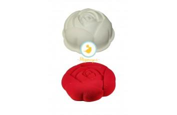 Форма силиконовая для евродесертов Роза Большая