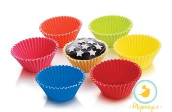 Форма силиконовая для кекса 50 х 30 см