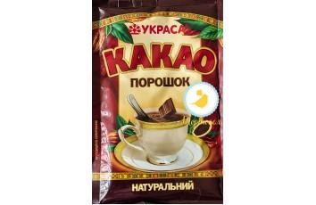 Какао натуральное 80 г ТМ Украса