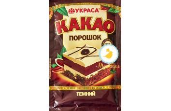 Какао темное 80 г ТМ Украса