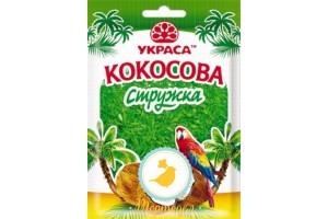 Кокосовая стружка Зеленая 25г