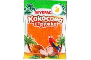 Кокосовая стружка Оранжевая 25г