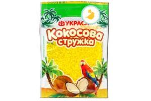 Кокосовая стружка Желтая 25г