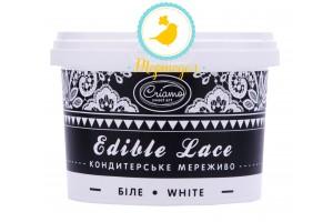 Сахарная паста для кружева Белая Criamo 0,1 кг
