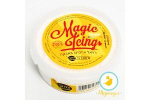 Айсинг желтый ( Magic Icing - Yellow ) - 100 г.