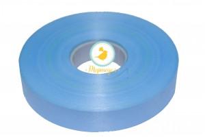 Декоративная лента 2*100 Голубая 100Y
