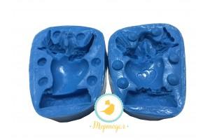3D молд Голуби №1